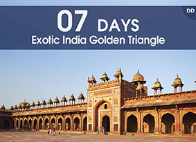 7H EXOTIC INDIA GOLDEN TRIANGLE SUPER PROMO
