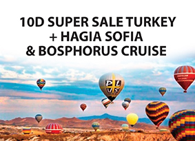 SUPER SALE TURKEY