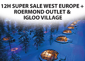 12D West Europe And Igloo Village