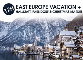 8H EAST EUROPE HALLSTATT AND PARNDORF