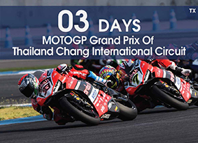 3H MOTOGP GRAND PRIX OF THAILAND