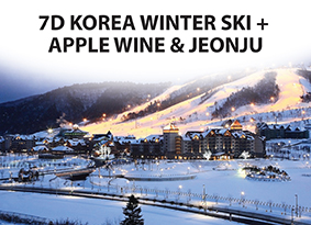 7H KOREA WINTER SKI