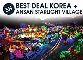 5D KOREA WITH ANSAN STARLIGHT VILLAGE
