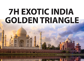7H EXOTIC INDIA GOLDEN TRIANGLE