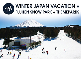 7H WINTER JAPAN WITH FUJITEN SNOW PARK