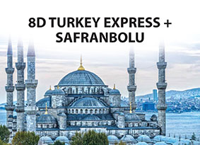 8D TURKEY EXPRESS