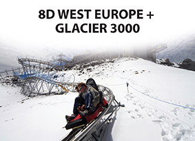 8D West Europe AND Glacier 3000