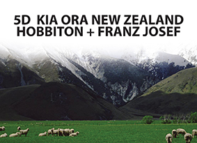 9D KIA ORA NEW ZEALAND HOBBITON