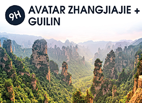 9H AVATAR ZHANGJIAJIE WITH GUILIN